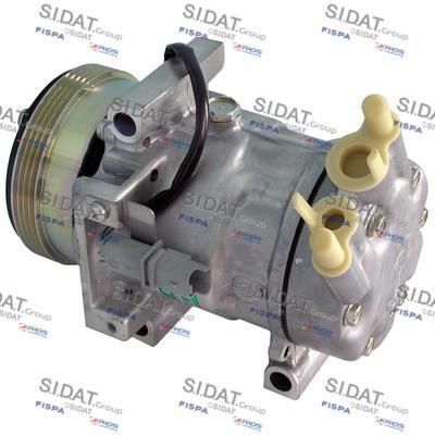 Compresseur SD 6V12 PEUGEOT 206