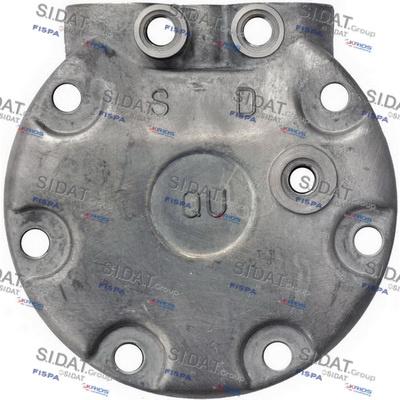 Culasse SD BRIDE VRT HAUTE PRESSION SERIE 7/7H (QU)