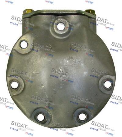 Culasse SD 7H15 BRIDE VRT OBL ALTA (SC)