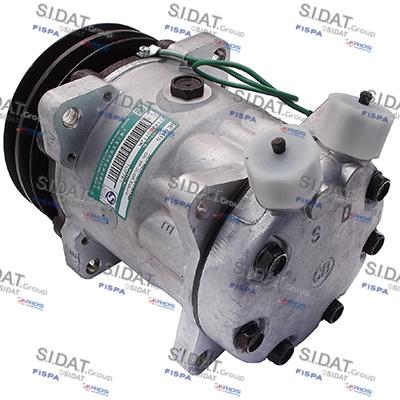 Compresseur SE 7H15 24V 132mm 2GA R V