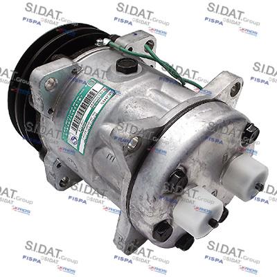 Compresseur SE 7H15 24V 125mm 2GA R O
