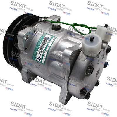Compresseur SE 7H15 24V 2GA 125mm R V