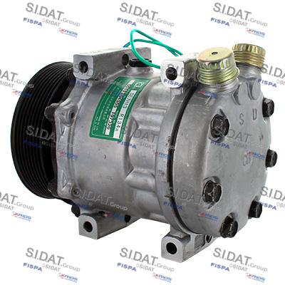 Compresseur SE 7H13 MD 24V 119mm PV8 R V