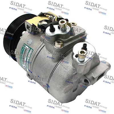 Compresseur SE 7PV16 ROVER 45 20 - ROVER 75 25